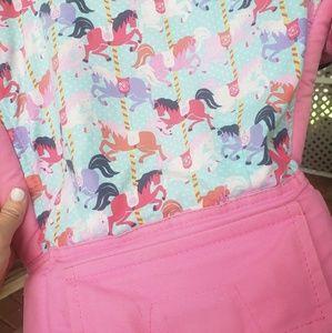 Pink Carousel Tula